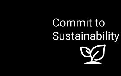 Commit to Sustainability