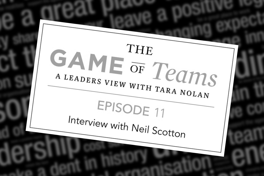 Game of Teams leadership interview banner